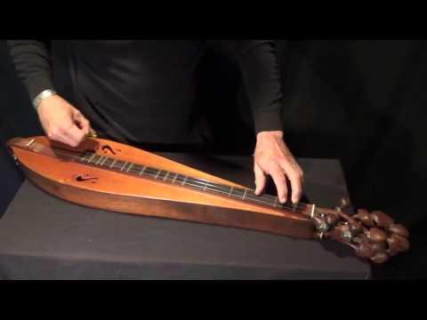 """ASTLEY'S RIDE"" on Dulcimer"