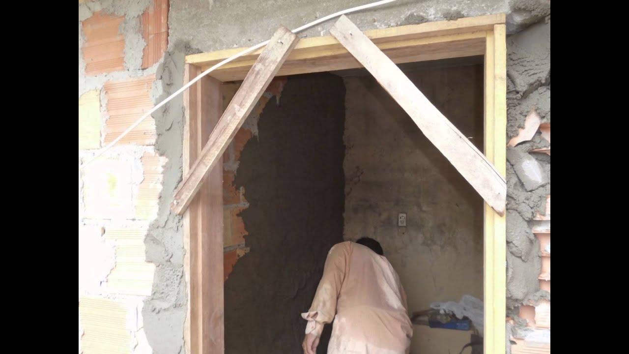 Contrução de um Home Studio do tijolo a acústica