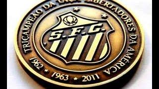 Santos Futebol Clube (Hino Popular) - Mangeri Neto & Mangeri Sobrinho