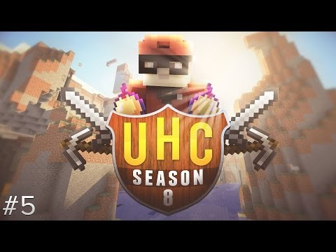 Minecraft: Cube UHC Season 8! Ep. 5 - 'Strip' Mining!