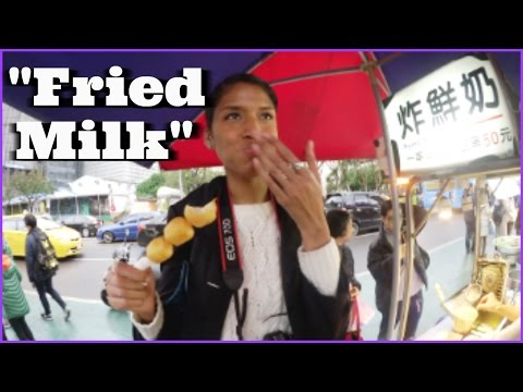 Vlog: Taiwan Day 4 | Shilin Night Market