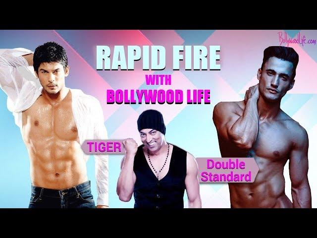 विंदु दारा सिंह ने असीम को बताया 'दोगला' तो सिद्धार्थ के लिए कहा BB 13 का 'शेर' | Rapid Fire | BL
