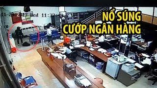 Nổ súng cướp ngân hàng Agribank chấn động Đắk Lắk