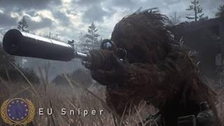 Generals 2 Mod - EU Sniper