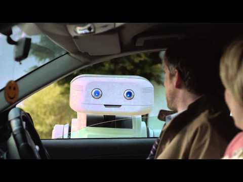 BRIAN the Robot helps a couple save money on their car insurance   Confused com 2