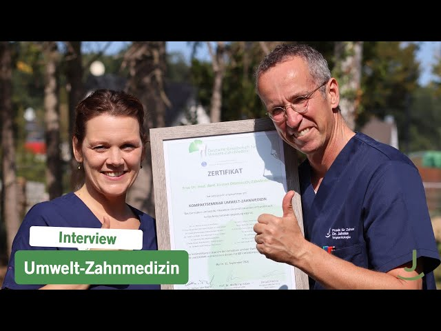 Interview über Umwelt-Zahnmedizin | Dr. Jahnke | #eifelimplants