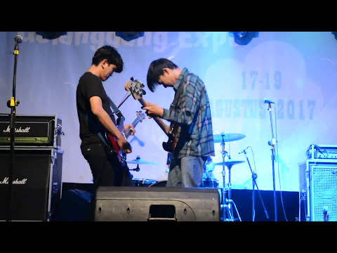 Radio Moscow - Broke Down (Cover by The Wijils) Live at Gelanggang Expo UGM 2017