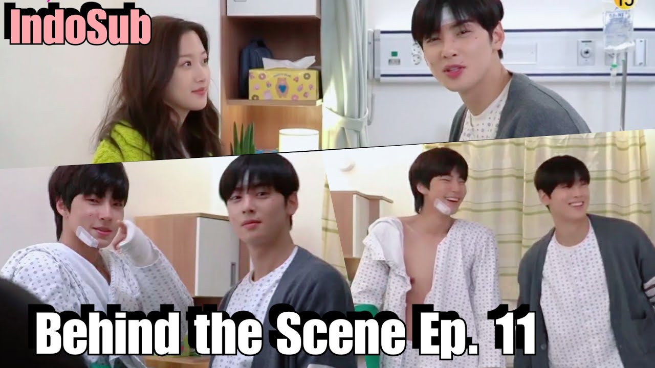 Download [IndoSub] Behind the Scene 'True Beauty' Ep. 11