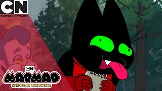 MaoMao: Heroes of Pure Heart | Mao Mao Hates Puppets  | Cartoon Network UK