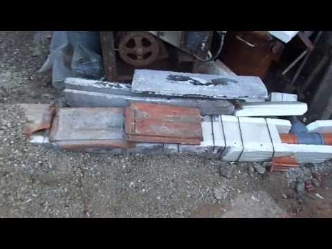 видео: Прокладка канализации.