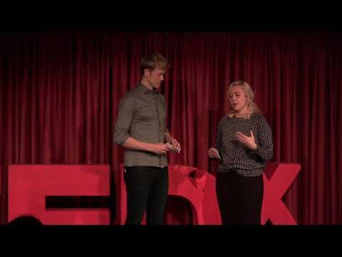 Bringing Voting Systems into the Digital Age with Blockchain | Annika Jacobsen | TEDxZurichSalon