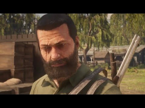Red Dead Redemption 2 Online-(The Walking Dead)Rick Grimes Comic