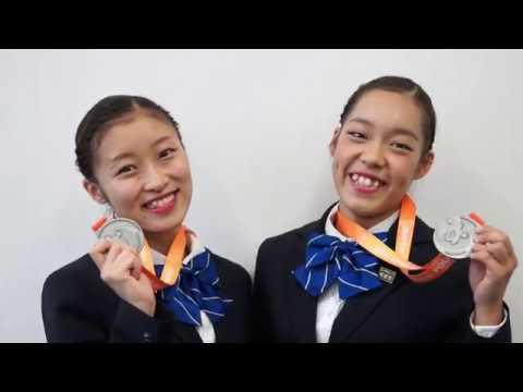 世界大会銀メダル!チアダンス・インタビュー(追手門学院大学)