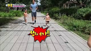 슈퍼맨이 돌아왔다 The Return of Superman - 아빠한테 아이를 맡기면 안되는 이유? 이동국에 시안이는 또 ´시무룩´.20171001
