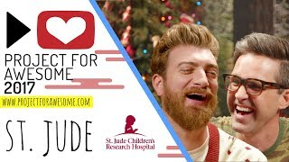 St. Jude Children's Research Hospital I Project For Awesome 2017 thumbnail