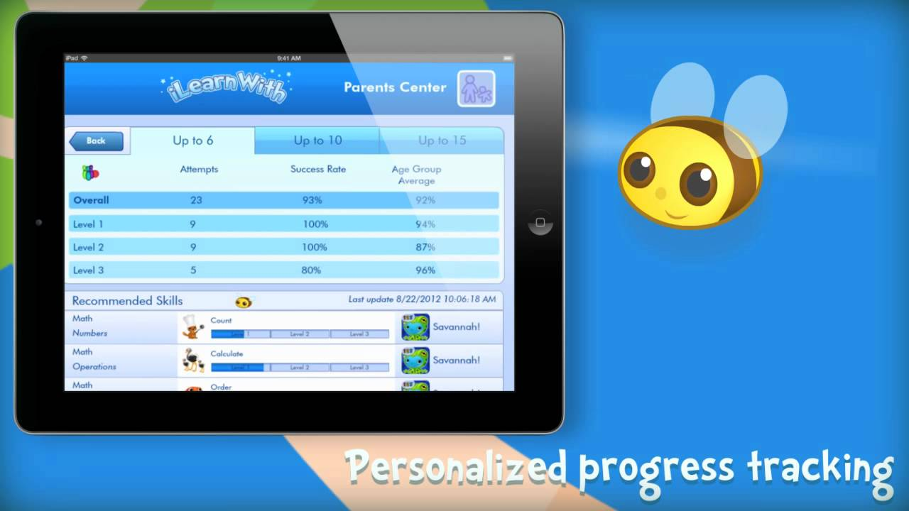 iLearn With Poko: Fun Counting and Addition! Math Games for Kids in ...