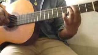 Indian National Anthem - Jana Gana Mana (CLASSICAL  FINGERSTYLE) - Bipin Janavlekar (Classic Guitar)