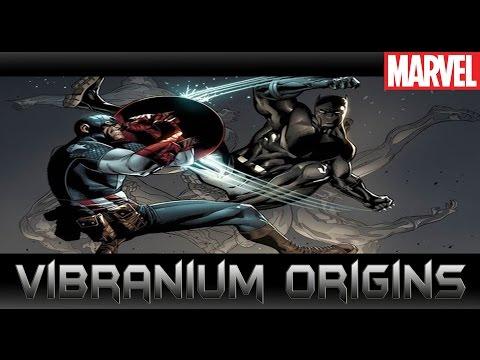 แร่ที่สร้างโล่กัปตันไวเบรเนียม[ Vibranium Origins ]comic world daily