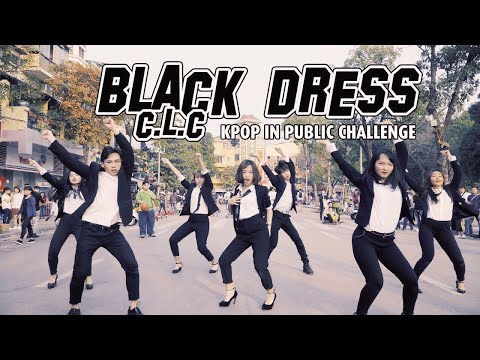 [KPOP IN PUBLIC CHALLENGE] CLC(씨엘씨) _ 'BLACK DRESS' 1theK Dance Cover Contest By C.A.C From Vietnam