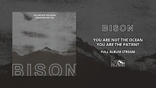 BISON - You Are Not The Ocean You Are The Patient (Full Album)