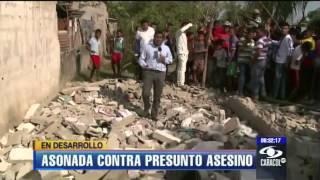 Asesinato de niño enfurece a habitantes de Sabanalarga, Atlántico -- 4 de enero de 2013