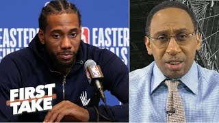 Download The Raptors don't have enough firepower to beat the Bucks – Stephen A. | First Take Mp3 and Videos