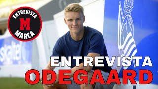 ⭐ Entrevista a Martin Odegaard ⭐ I MARCA