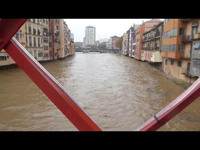 Riuada de l'Onyar - Girona - Novembre 2018