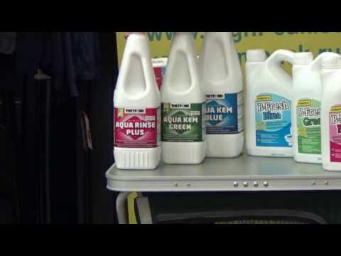 Жидкости для биотуалетов Thetford