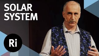 Exploring Our Solar System - with Stuart Eves