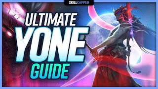 ULTIMATE YONE GUIDE - Yone Builds, Tricks, Combos, Playstyle, Runes!