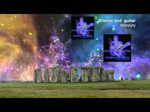 Silence & Guitar - Stone Circles Music (Full Album)