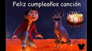 Disney Coco canción | Disney Coco Feliz cumpleaños canción Happy Birthday Song