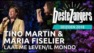 Tino Martin & Maria Fiselier - Laat me leven/Il mondo | Beste Zangers 2018