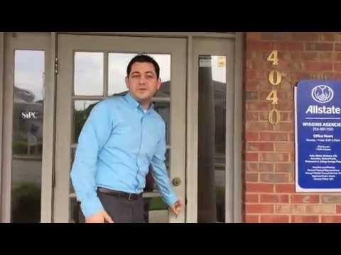 Craig Wiggins Allstate Insurance Agencies Is Hiring! Video Tour Of A Sales Agent Office
