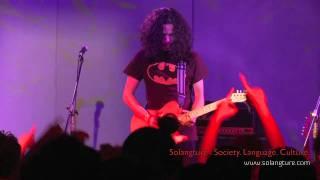 COBWEB Live in Melbourne - Ganja Babe (cover)