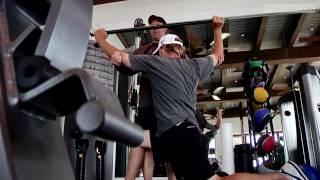 Allegheny Fitness: Lucas Glover