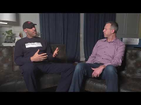 LaVar Ball sits down for exclusive interview in Lithuania | ESPN