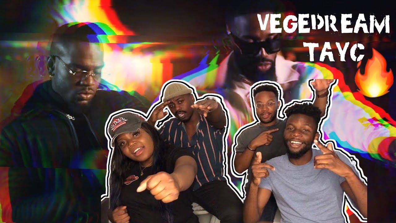 Download Vegedream, Tayc - Pour nous | RÉACTION EN FAMILLE !!