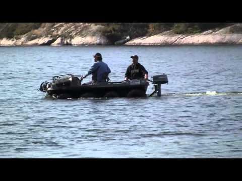 Argo Fun Pistol Lake Ontario Canada