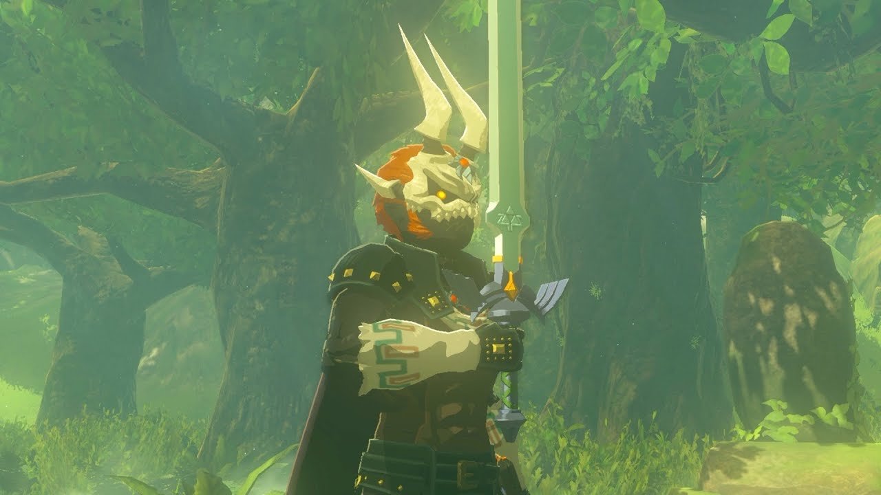 how to get the master sword botw