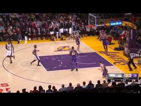 San Antonio Spurs vs LA Lakers NBA Highlights 5/12/2018