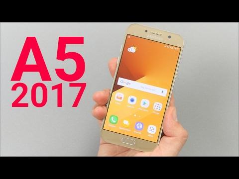 Samsung Galaxy A5 (2017) - Unboxing & erster Eindruck | deutsch 🎁 techloupe