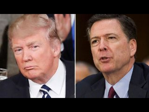 FBI Director Comey has been fired by President Trump