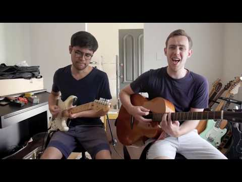Save the Population (Cover by Carvel) - Red Hot Chili Pepper