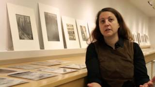 Gaëlle Morel on Berenice Abbott at the Ryerson Image Centre