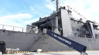 ドック型揚陸艦パーシスタンス