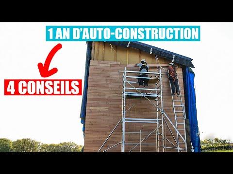 Conseils autoconstruction #2 - Organisation du chantier