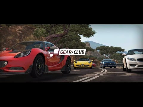 GEAR CLUB: True Racing Gameplay Android IOS Walkthrough