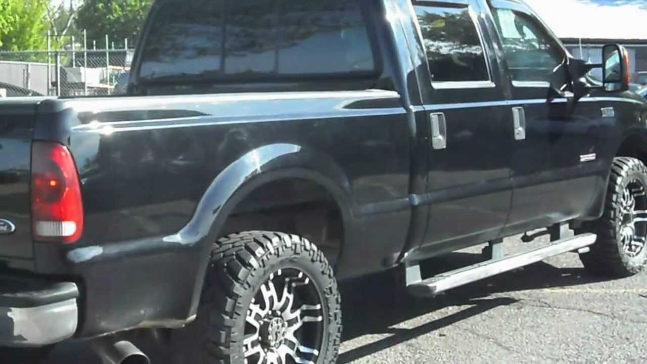 Ford F 250 Super Duty Supercab Lwb 158 Inch Wb Vector Drawing 2004 Lariat 4x4 Crew Cab Diesel Heavy Front Steel Guard